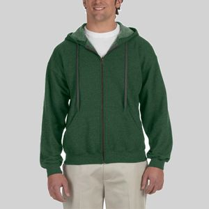 Adult Heavy Blend™ Adult 8 oz. Vintage Full-Zip Hood Thumbnail