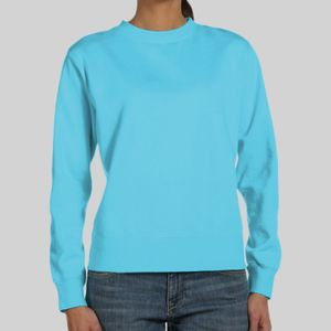Ladies' Crewneck Sweatshirt Thumbnail