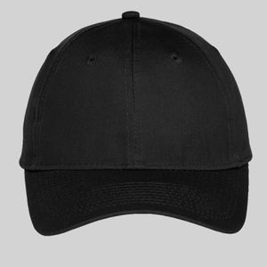Youth Six Panel Unstructured Twill Cap Thumbnail