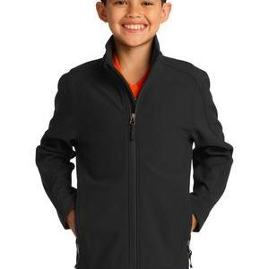 Youth Core Soft Shell Jacket Thumbnail