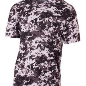 Men's Camo Performance Crew T-Shirt Thumbnail