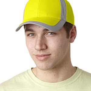 Reflector High-Visibility Constructed Cap Thumbnail