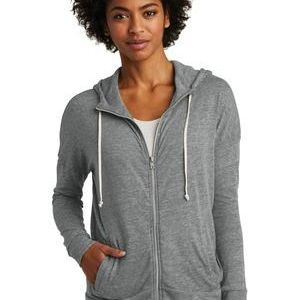 Alternative Women's Eco Jersey ™ Cool Down Zip Hoodie Thumbnail