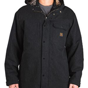 Men's Tall Workwear Hooded Parka with Kevlar Thumbnail