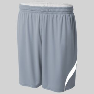 Youth Performance Double/Double Reversible Basketball Short Thumbnail