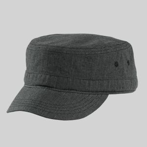 Houndstooth Military Hat Thumbnail